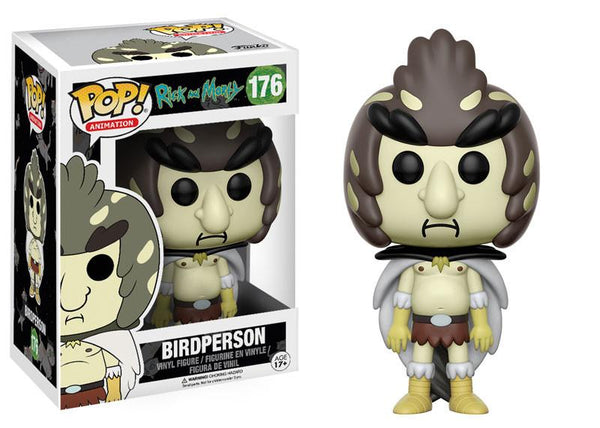Funko Pop Rick and Morty - Bird Person