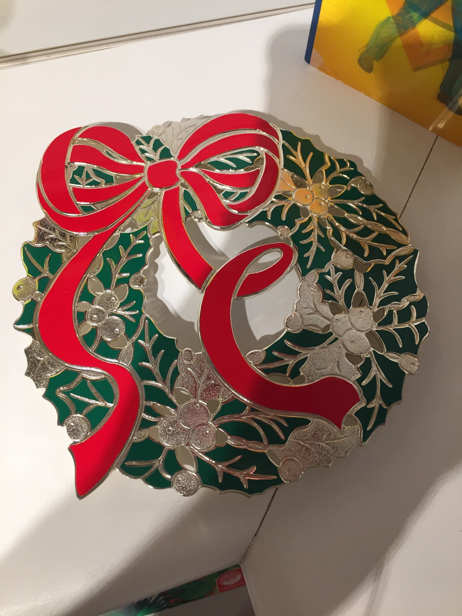 Wreath Decoration