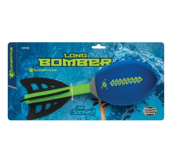 Aqua Battle Long Bomber
