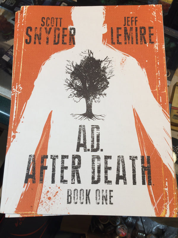 A.D. After Death Book One TPB