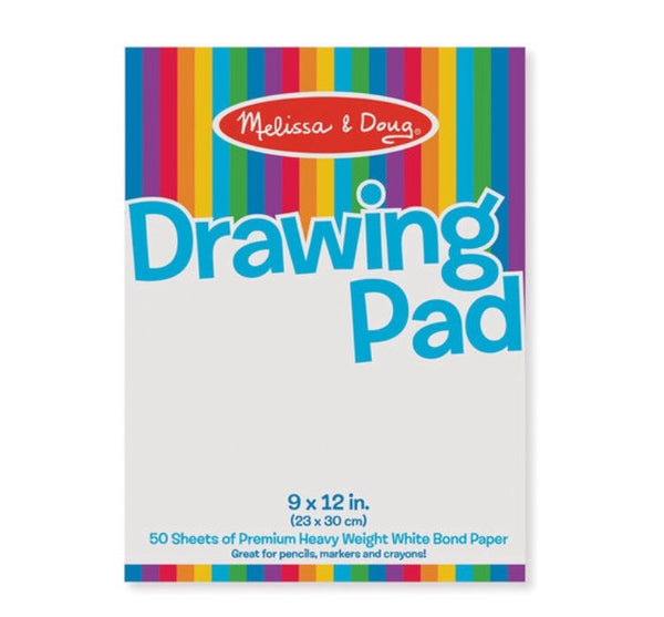 "Drawing Pad (9""x12"")"