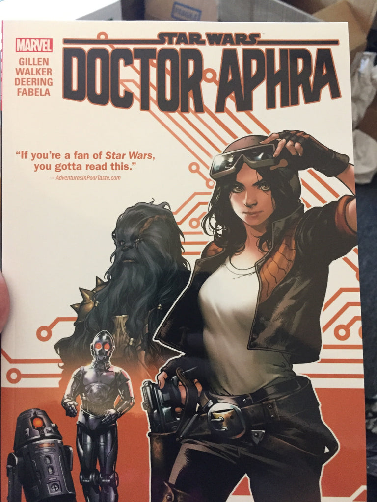 Doctor Aphra TPB Vol 1