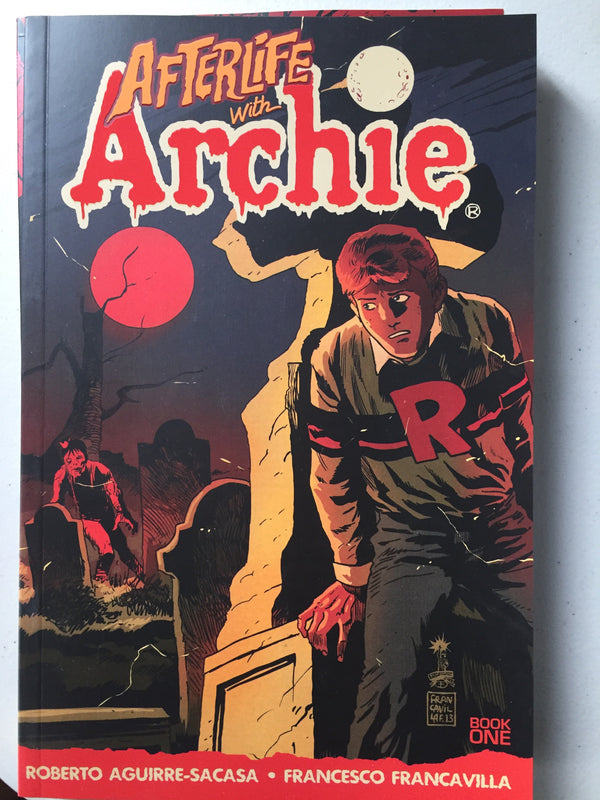 Afterlife With Archie Vol 1 TPB