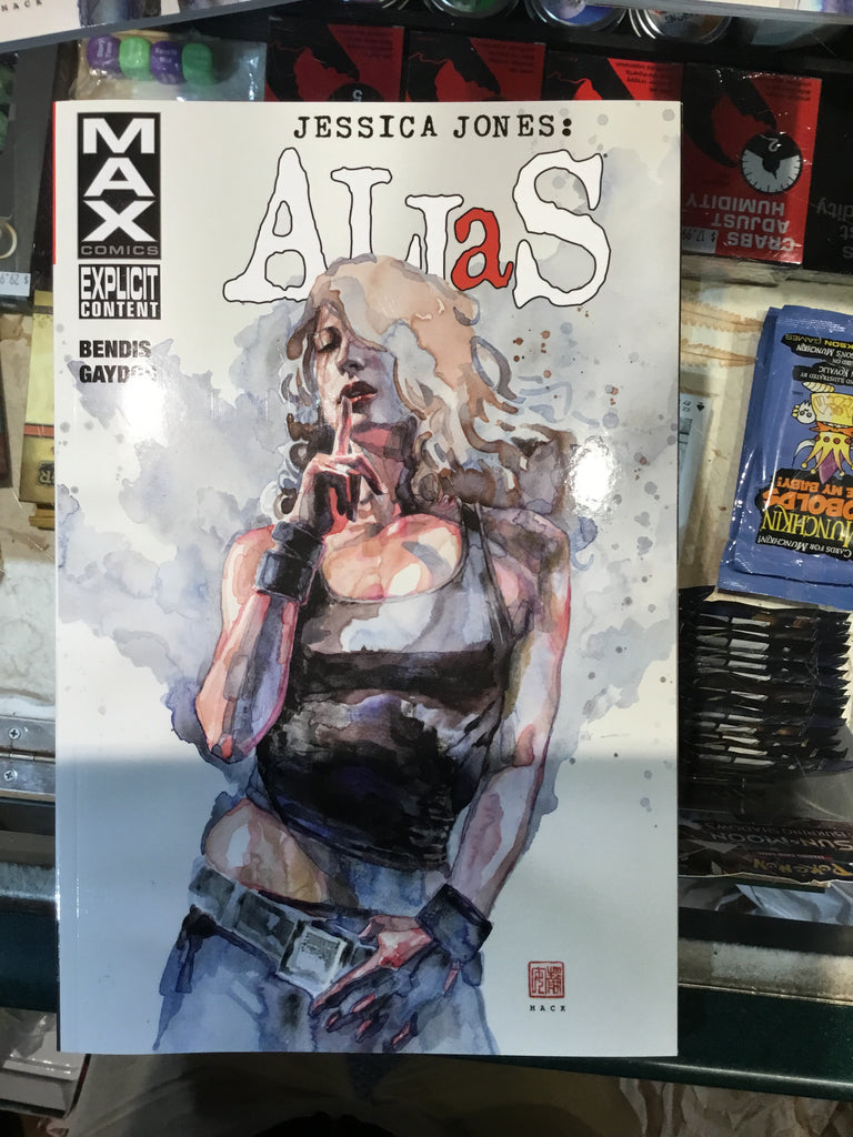 Jessica Jones Alias Vol 3 TPB