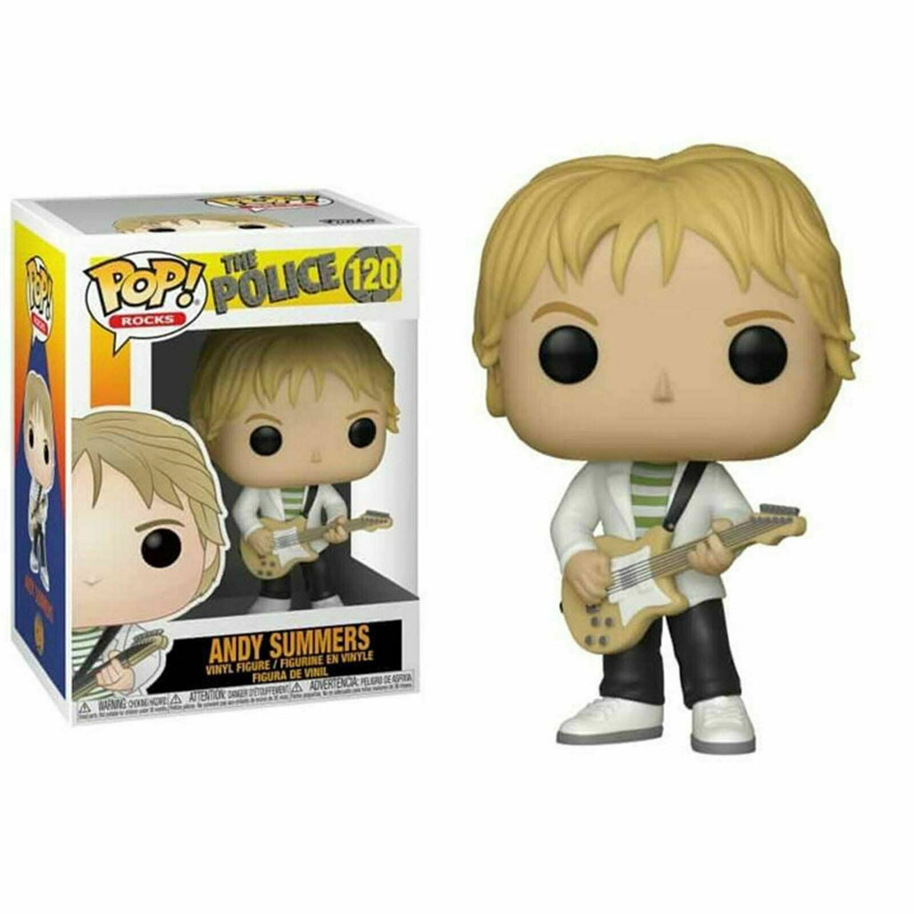 Funko Pop The Police Andy Summers