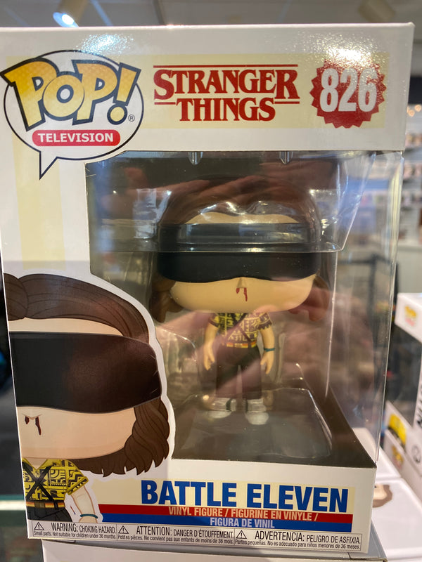 Funko Pop Battle Eleven