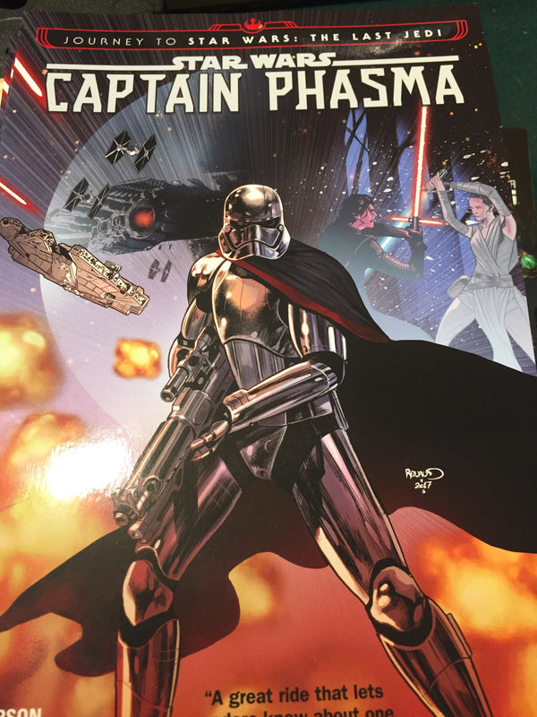 Captain Phasma TPB