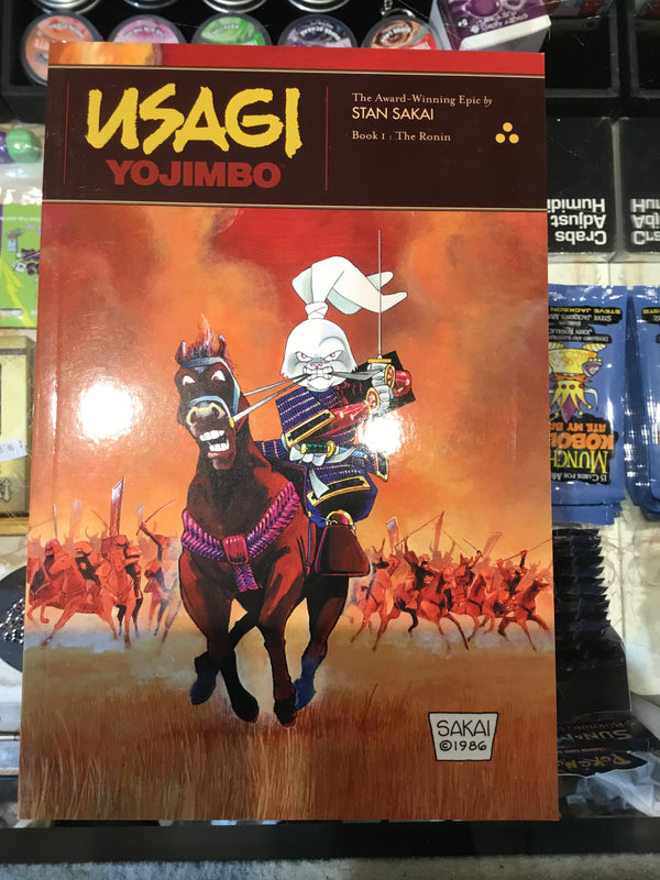 Usagi Yojimbo Vol 1 TPB