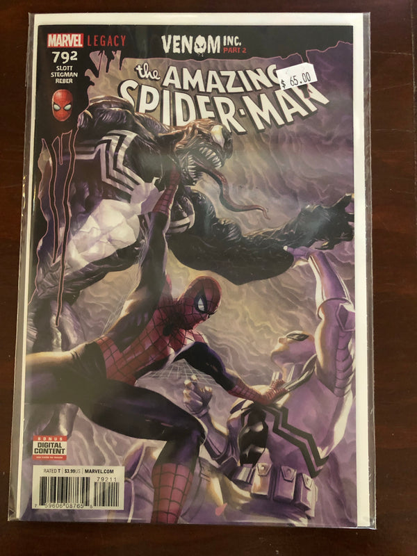 Amazing Spider Man 792