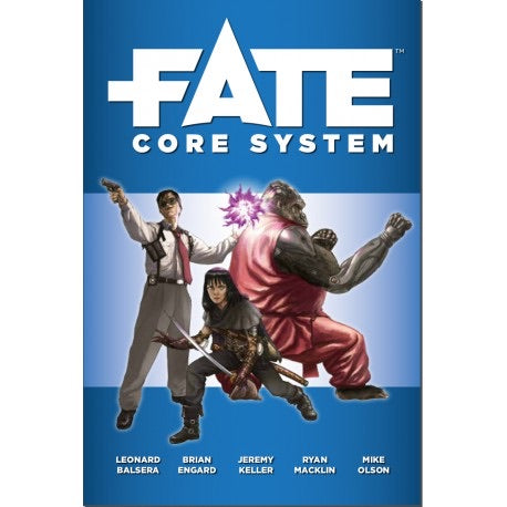 Fate RPG Core System