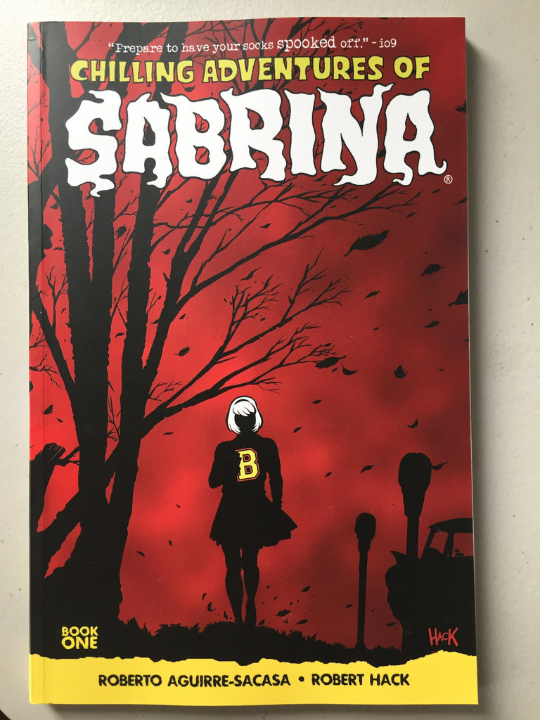 Chilling Adventures of Sabrina TPB Book 1