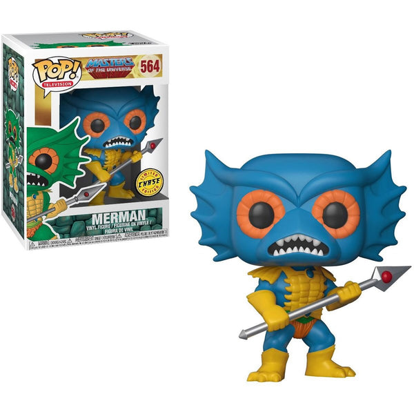 Funko Pop MOTU - Merman Chase Variant