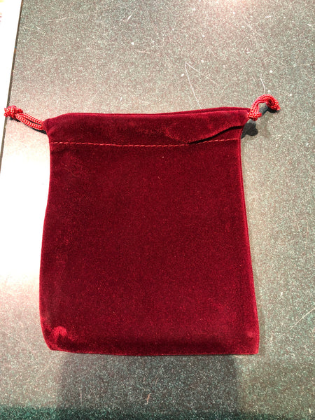 Dice Bag - Crimson