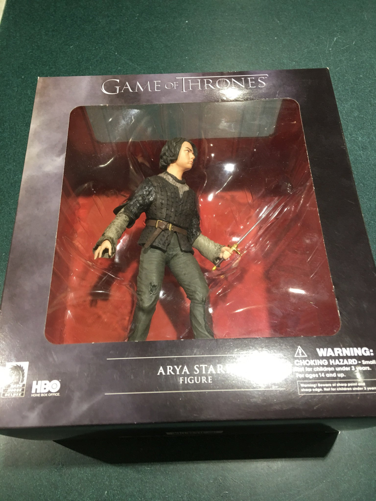 HBO's Game of Thrones: Arya Stark Figure