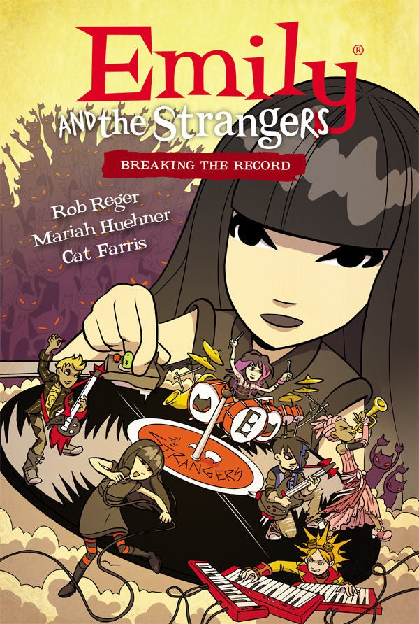 Emily and the Strangers Vol 2 TPB HC
