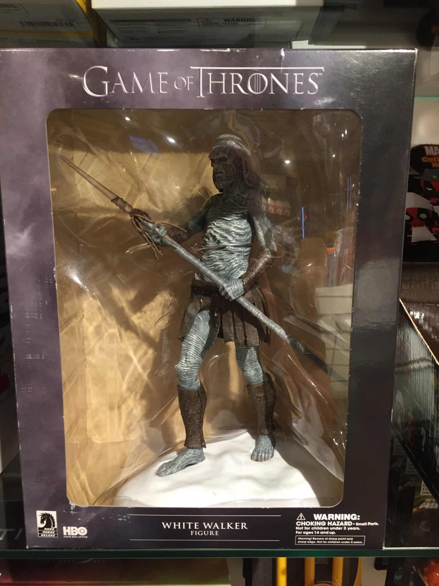HBO's Game of Thrones: White Walker Figure