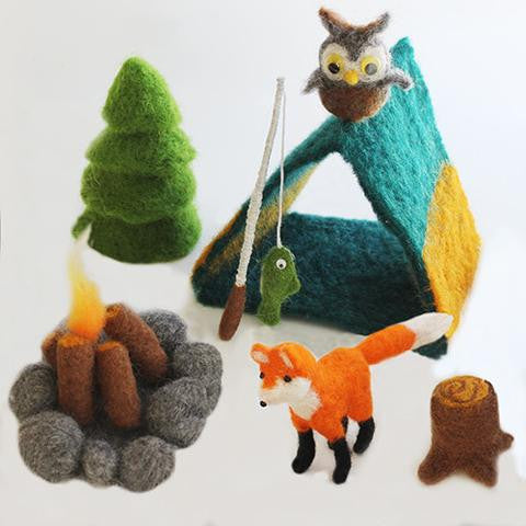 Camping World - Felting Kit