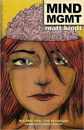 MIND MGMT Vol 1 TPB