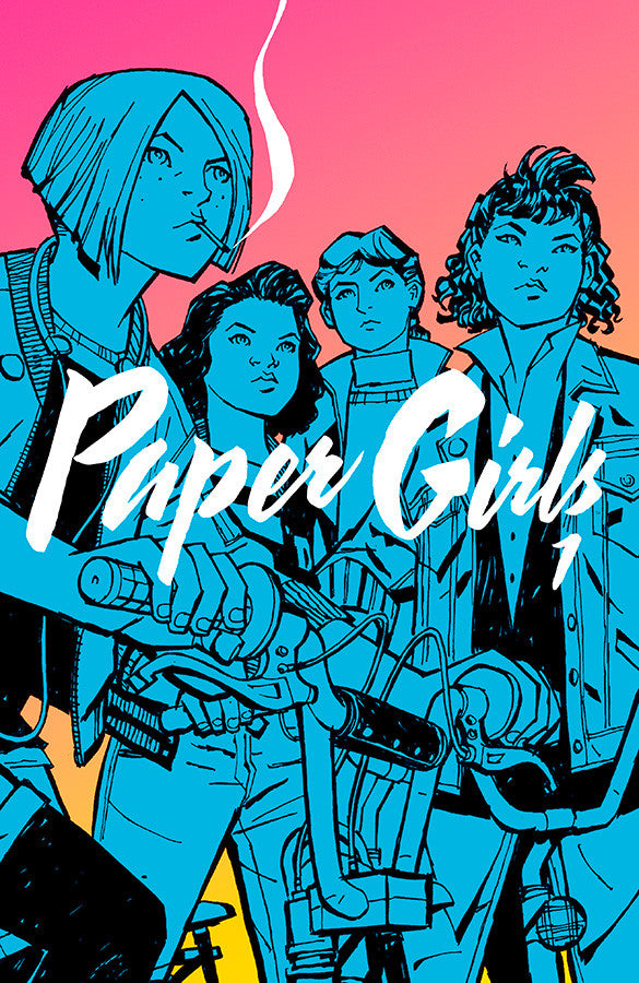 Paper Girls Vol 1 TPB