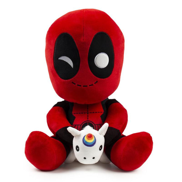 Deadpool Riding Unicorn HugMe