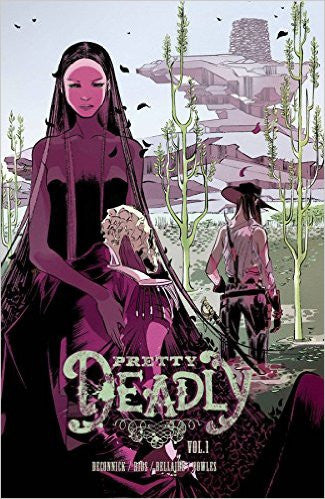 Pretty Deadly Vol 1 TPB Signed