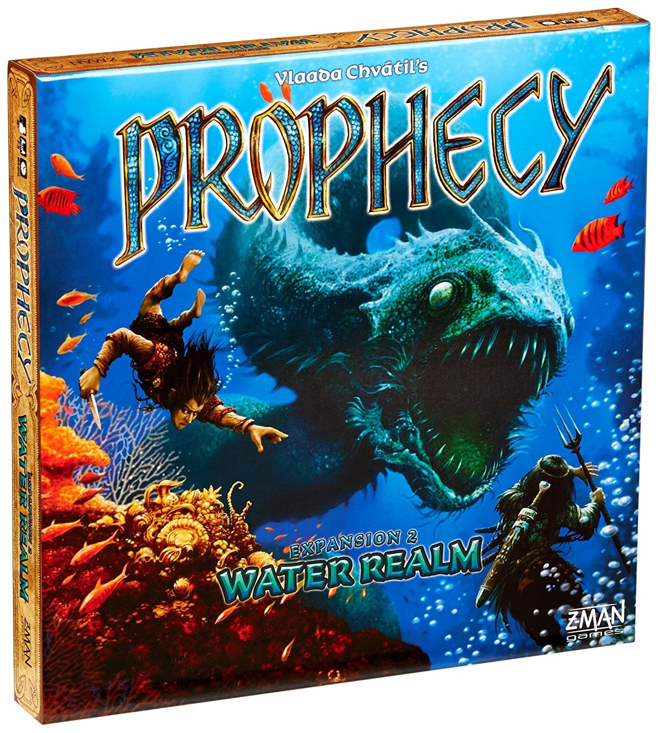 Prophecy: Expansion 2 Water Realm