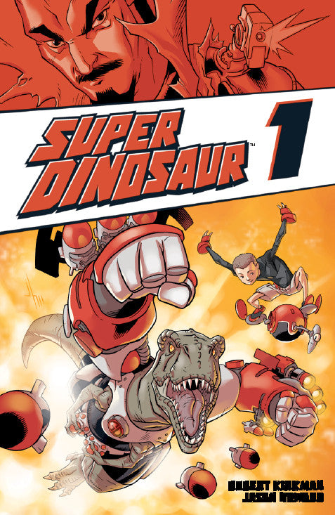 Super Dinosaur Vol 1 TPB
