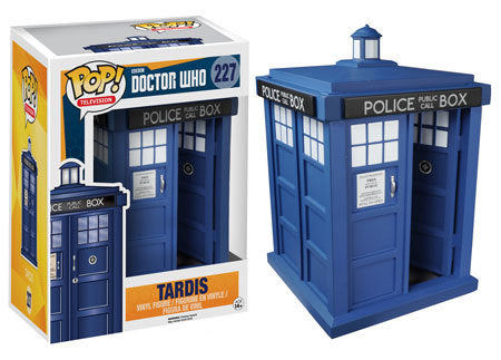 Funko Pop - Dr Who TARDIS
