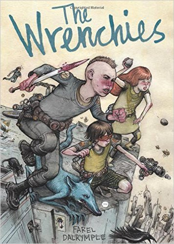 The Wrenchies TPB