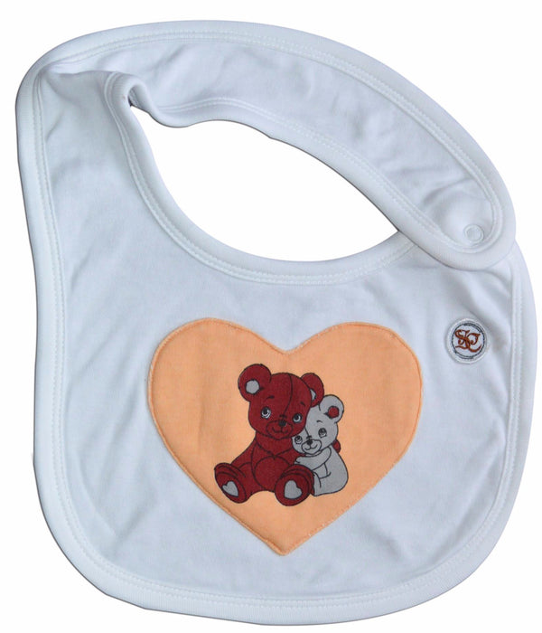 Need a Bear Hug!!! Bibs