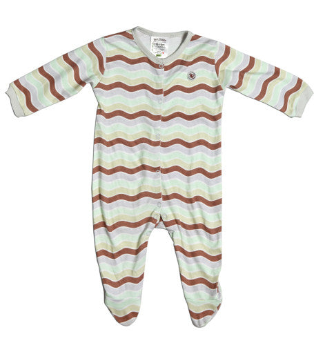 Busy Dizzy Waves!!! Romper