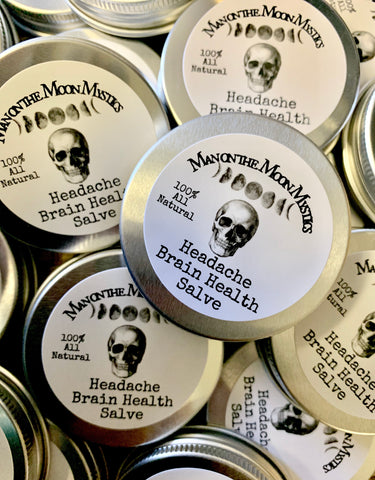 Headache & Brain Health Salve