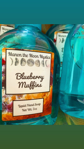 Blueberry Muffins foaming Hand Soap