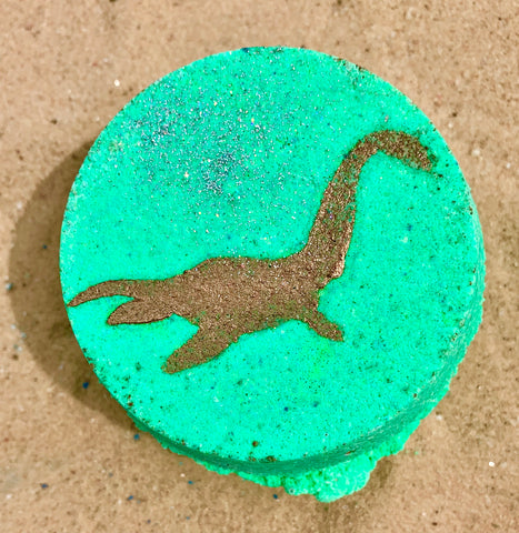 Sea Monster Bath Bomb