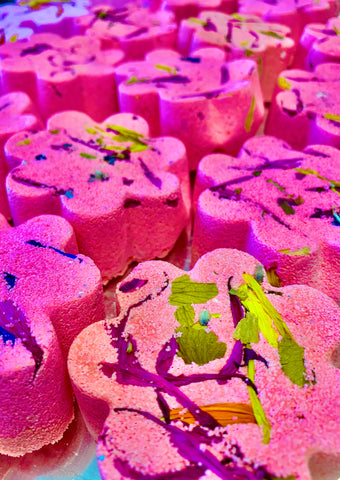 Dancing Rose Bath Bomb
