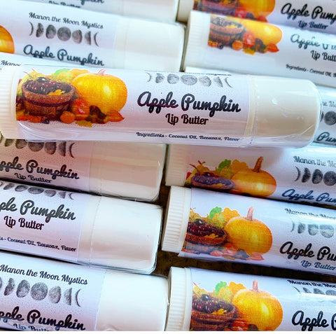 Apple Pumpkin Lip Butter