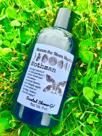 Mothman Shower Gel