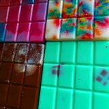 Mint Chocolate Chip Candy Bar Soap