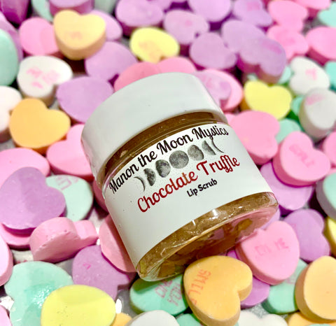 Chocolate Truffle Lip Scrub