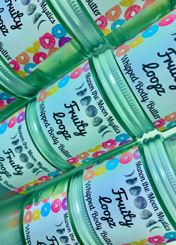 Fruity Loopz Whipped Body Butter