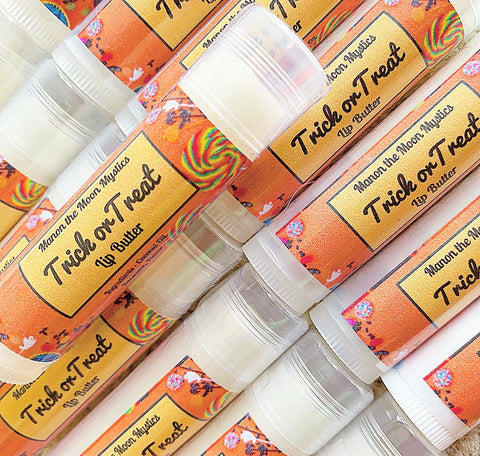 Trick or Treat Lip Butter