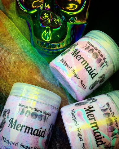 Mermaid Whipped Sugar Scrub