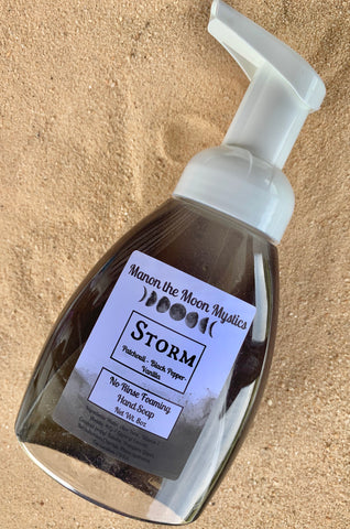 Storm No Rinse Foaming Hand Soap