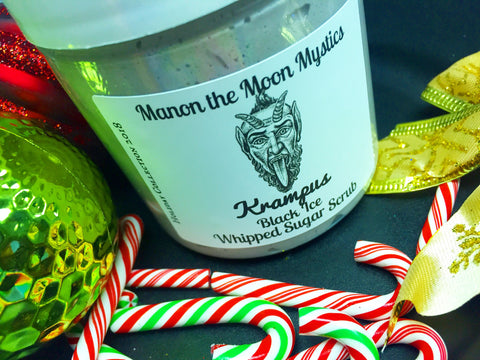 Krampus Whipped Sugar Scrub