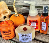 Pumpkin Butter Body Splash