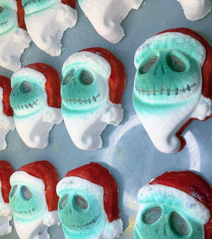 Sandy Claws Bath Bomb