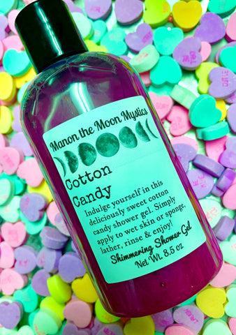 Cotton Candy Shower Gel