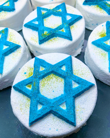 Star of David Bath Bomb