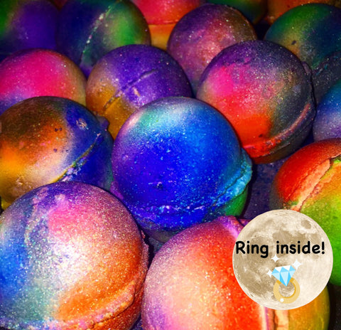 Surprise Ring Bath Bomb