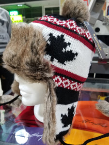 Premium Fur Ski-Hat - michaeljazz.ca - Michaeljazz Feel Good Lifestyle Brand
